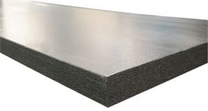 SilverGlo™ crawl space wall insulation available in Beaver Dams