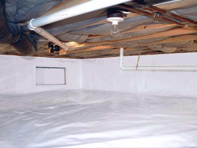 Home mold dust mite problems in new york information on a sealed crawl space installation in johnson city solutioingenieria Gallery