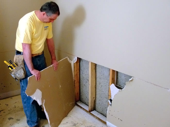 EverLast Finished Wall Restoration System Permanently Repair